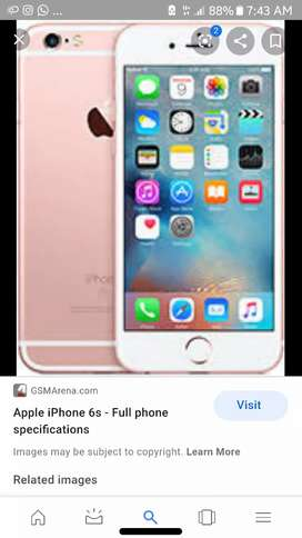 I want to buy a iphone 6/7