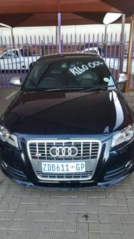 I'm selling an audi s3 cash is R144 000