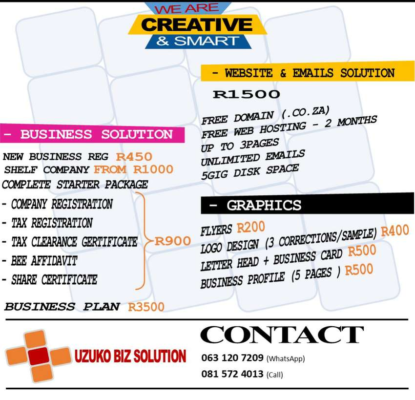Web design and business solution