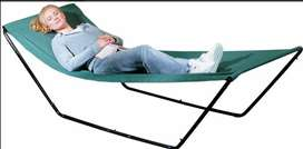 Portable collapsible Hammock