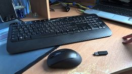 Microsoft Wireless Desktop 2000 Беспроводной комплект клавиатура и мыш