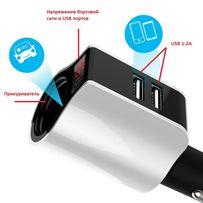 АВТОМОБИЛЬНАЯ зарядка для IPhone IPad Samsung LG Xiaomi Huawei 3 в 1