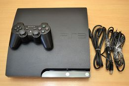 Sony PlayStation 3 Slim 250 Gb прошитая PS3