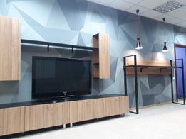 Мебель на заказ проектировка корпусная офисная под размер