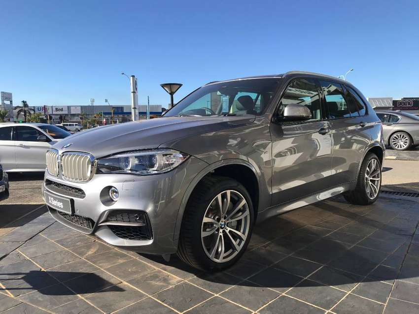 2019 BMW X5 M50d A/T for sale 0