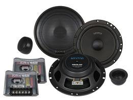 Głośniki CRUNCH DSX6.2C 165 mm PŁYTKIE,Jakość! BasAudio SKRZYSZÓW