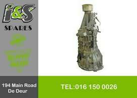 Nissan Impendulo Gearbox For Sale