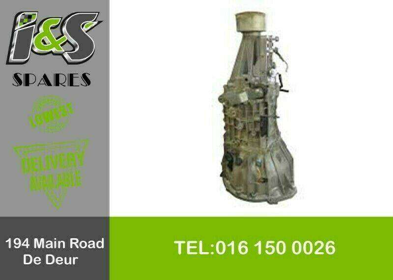 Nissan Impendulo Gearbox For Sale 0