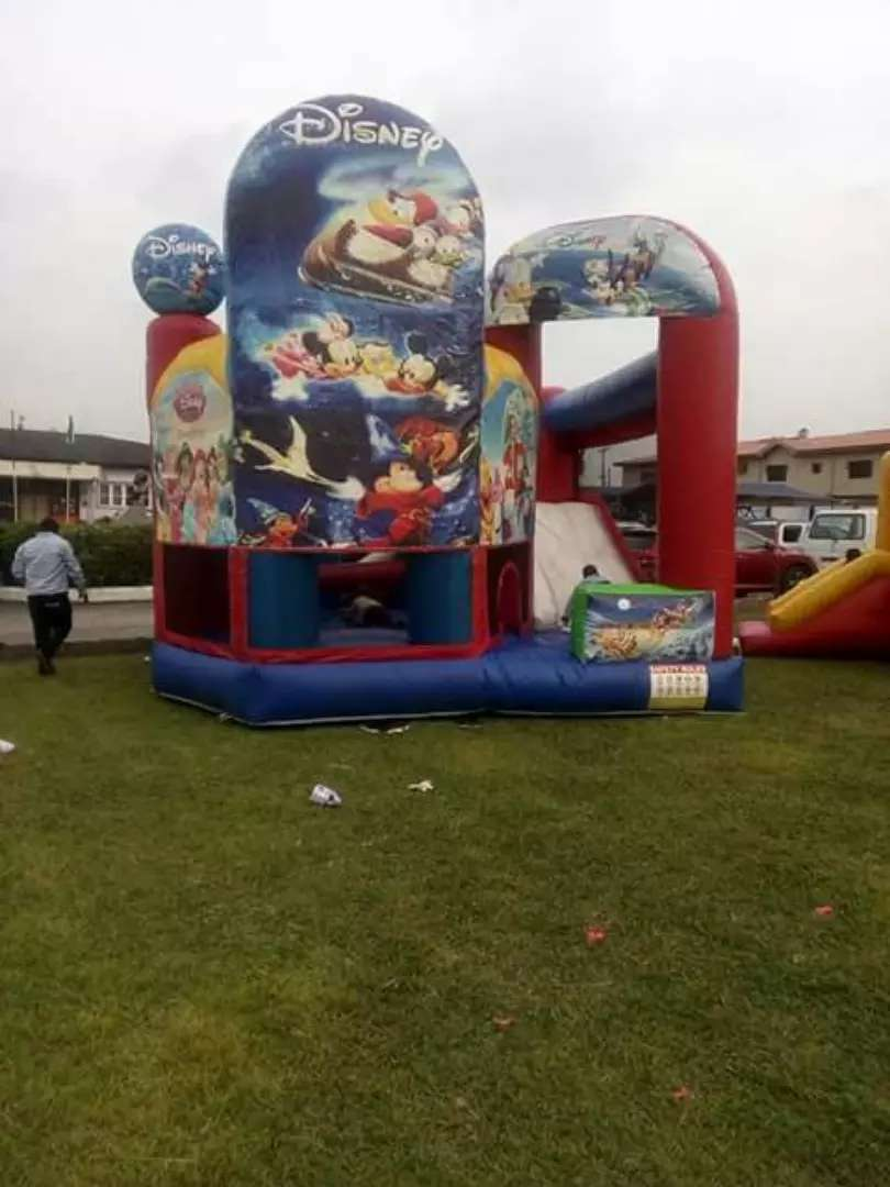Castles inflatable for rent 0