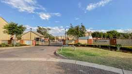 Two bed ground floor unit in Sagewood x18, Midrand