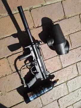 Tippmann A5 Paintball Self Defense Defence