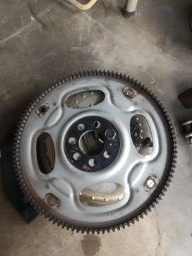 Fry wheel and top convert and gearbox automatic