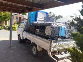 Delivery shot or long distance and furniture removal