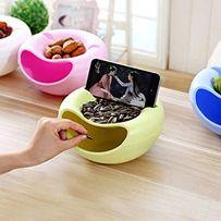 Миска для семечек фруктов тарелка