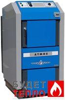 Твердотопливный котел ATMOS DC 32 S.Наличие Львов
