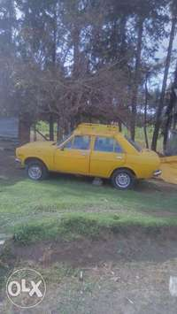 Datsun 1200,Quick sale,also selling inform of spares ie engine,gearbo 0