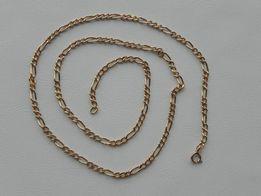 Złoty łańcuszek figaro 11,45 g