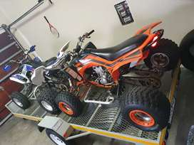 Yamaha YFZ 450 special edition(price negotiable)