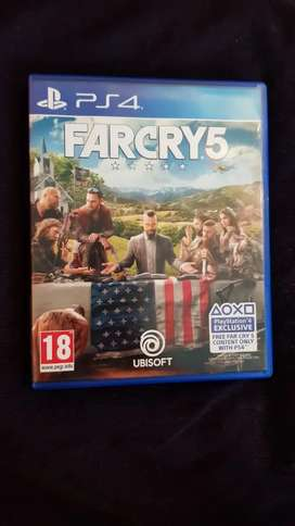 FARCRY5 for Ps4