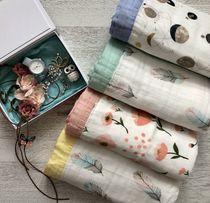 Муслиновый плед разные цвета одеяло бамбук лучше аден пеленка муслинка