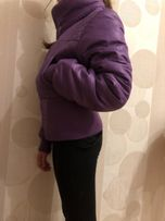 Детская тёплая куртка пуховичок