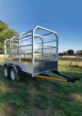 Cattle trailers newly build