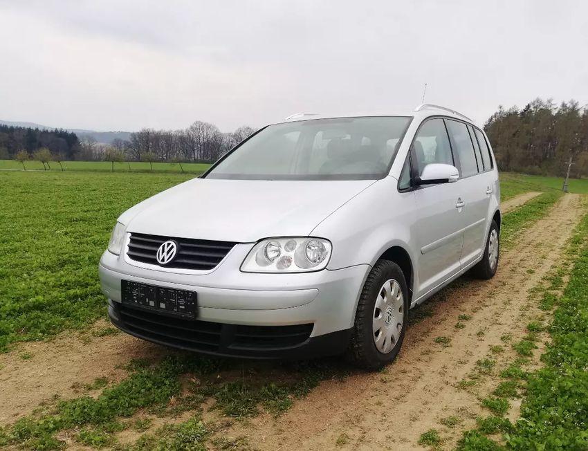 VW TOURAN 1.9 TDI DIESEL 74 kW 0