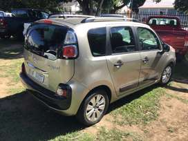 2010 Citroen Picasso 1.6 Manual