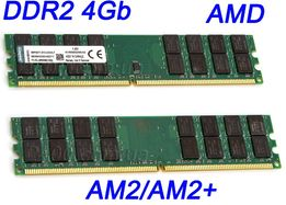 Оперативная память DDR2 4GB AMD 800Мгц, ДДР2 4Гб АМД для AM2/AM2+