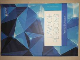Law of Persons 6th edition