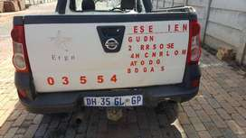NISSAN NP200 STRIPING FOR SPARES