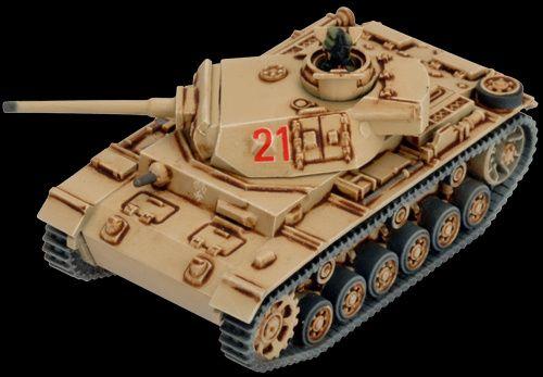 5 niemieckich czołgów Panzer III, Flames of War, plastik, nowe Bielsko-Biała - image 4