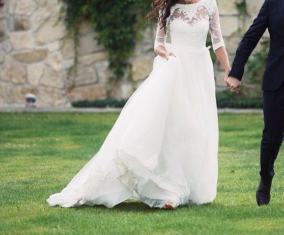 Весільна сукня Millanova.Свадебное платье Millanova