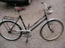 rower zabytkowy damka sprawny