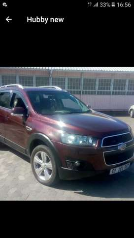 Chevrolet Captiva 7 seater 2012 model