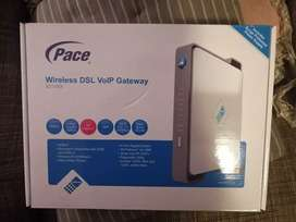 Pace VDSL VoIP Wireless Gateway Router