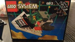 Klocki LEGO - zestaw 6813 x2 - SPACE POLICE