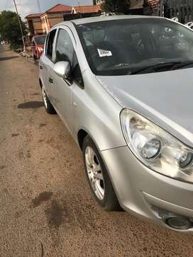 Corsa stripping for spares