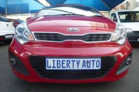 2013 Kia Rio TEC 1.4 Sunroof Hatch 75,000km LIBERTY AUTO