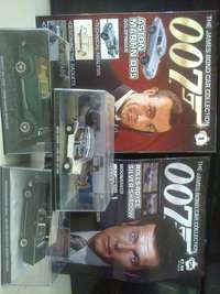 James Bond toy car collection, used for sale  South Africa