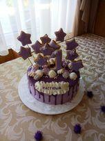 Медові пряники на торт