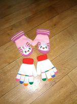 Варежки рукавицы перчатки