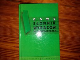 Słownik frazeologiczny i wyr bliskoznacznych