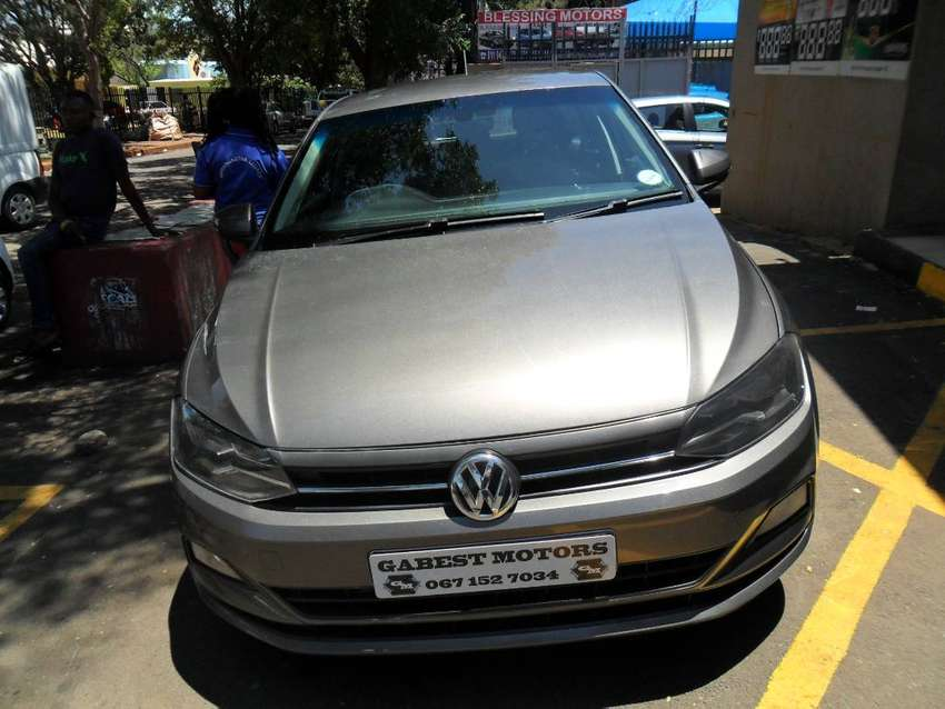 2018 VW POLO TSi AUTO DSG with 12000km 0