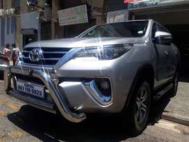 Toyota Fortuner 2.8 GD6 4X4