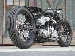 Opona 5.00 x 15 Cafe Racer Bobber Custom Tracker Harley Virago Chopper