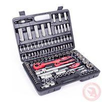 Профессиональный набор инструментов 1/2 и 1/4 108ед. INTERTOOL ET-6108