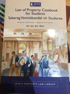 Law of Property Casebook for Students