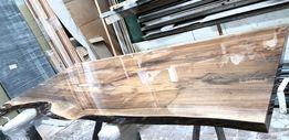Стол из дерева. Слеб Ореха. Деревянные столы в стиле LOFT. Акция - 19%