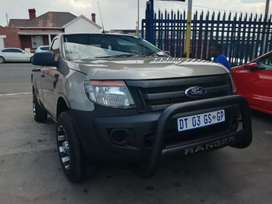 2015 Ford Ranger 2.2 Single Cab